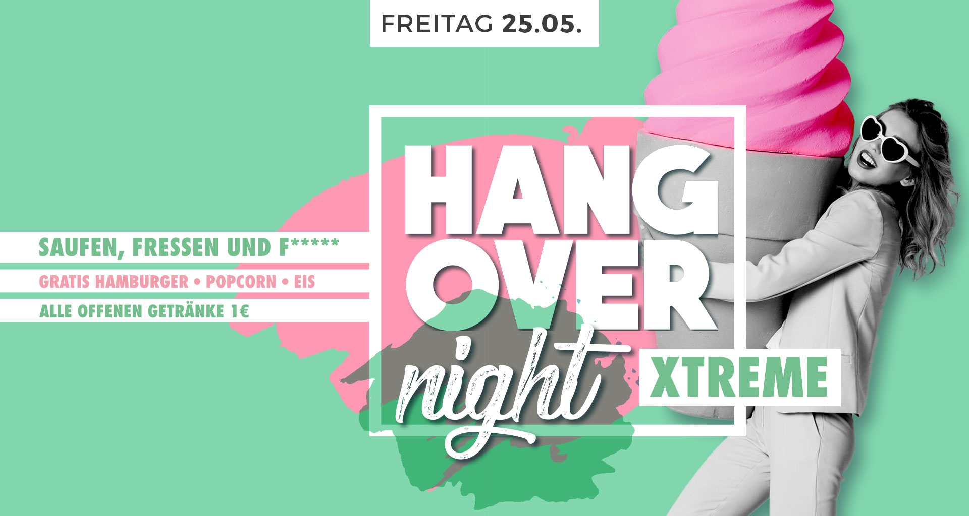 Discotheque INDEX Schuettorf : Hangover Night Xtreme